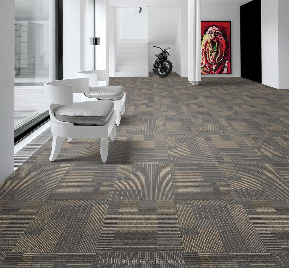 Thick Carpet Tiles