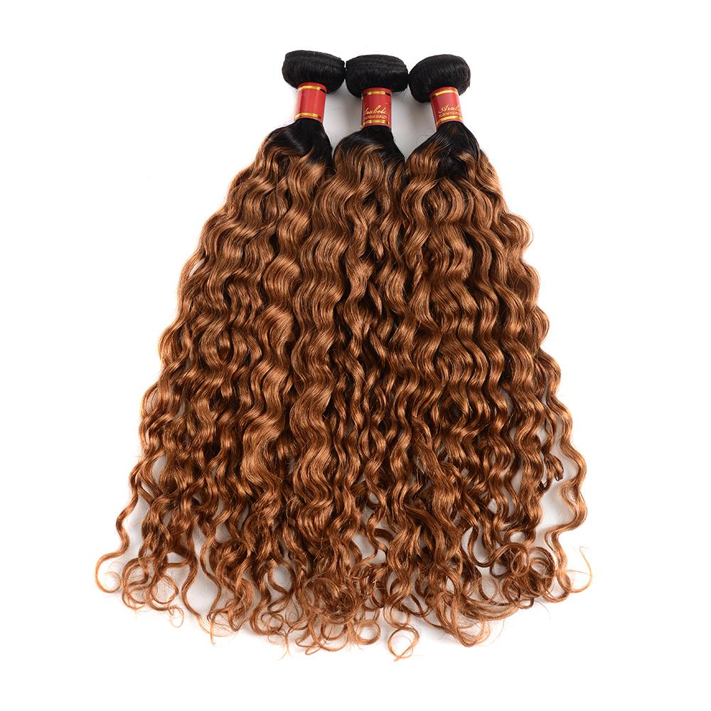 Dropship Hair Fast Shipping Water Wave Raw Unprocessed Wholesale Virgin Human Thailand Hair