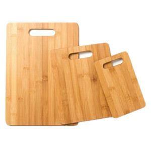 Wholesale mini poplar bamboo wood cutting board