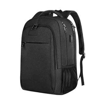 Anti-Theft Waterproof Travel Business Laptop Backpack with USB Charging  Port College Computer Bag for 7af2045c61426