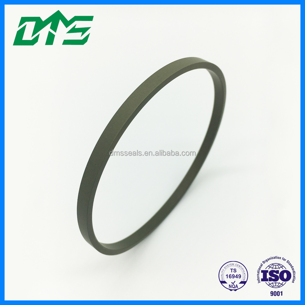carbon teflon hydraulic seal rod ring SPNO ptfe filled
