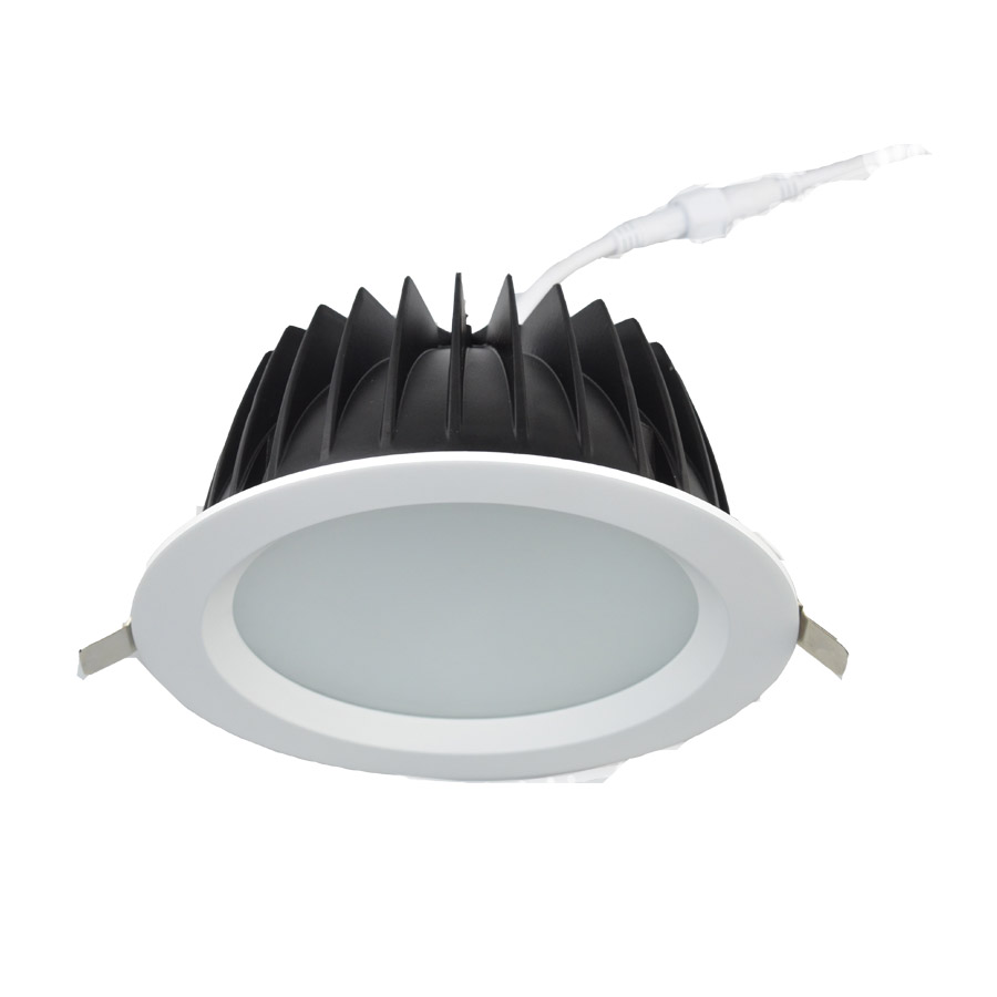 High power 20w 30w 40w 6/8inch cob smd ip44 ip65 led <strong>downlight</strong>