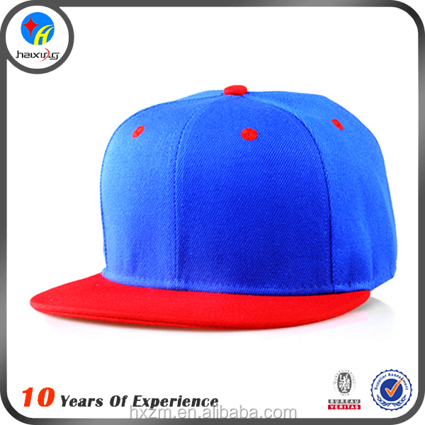 Hot Sale China Flat Bill Snapback Hats Wholesale