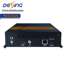 NDS3522C HDMI to Digital RF DVB-C/T/ATSC/ISDB-T encoder modulator