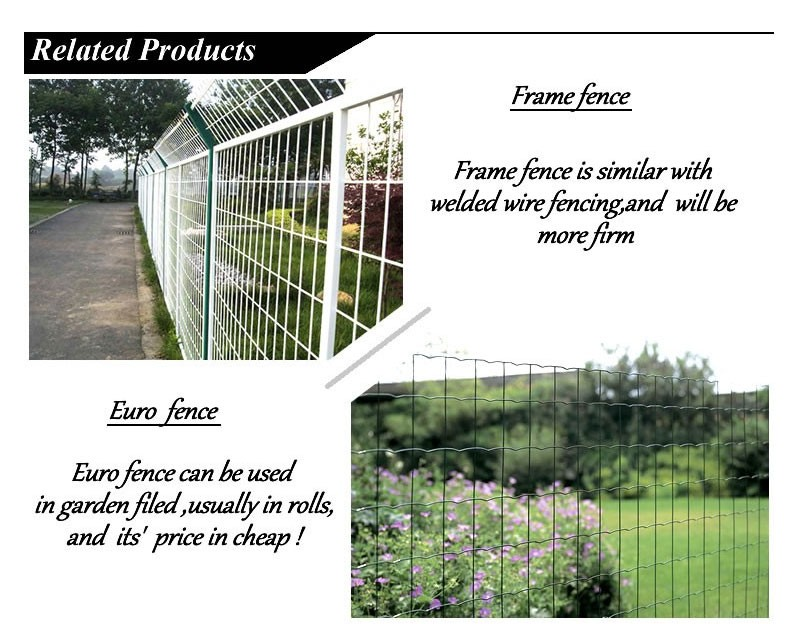 Green Pvc Coated Welded 3d Fold Yard Guard Fence Wire Mesh Fence ...