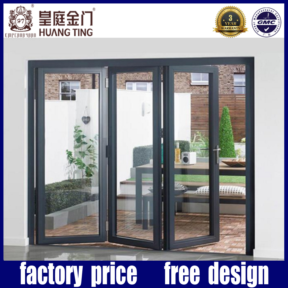 Folding glass doors exterior beautiful sliding glass wall for Folding patio doors lowes