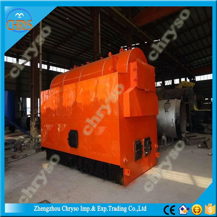 Coal/wood/biomass fired steam boiler for sale