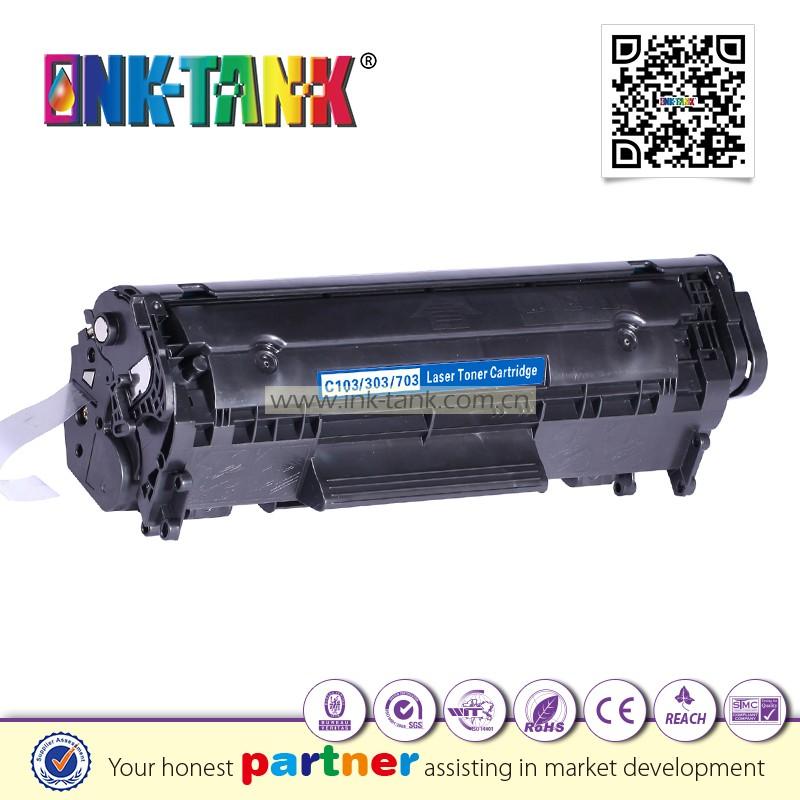 Ink-tank Premium Toner Cartridge 103 303 703 For Canon Lbp 2900 ...
