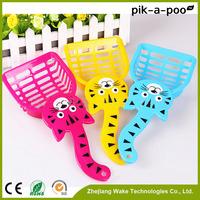 Plastic Cat Litter Scoop&Cat Sand Shovel for sale