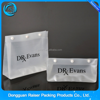 2017 REACH standard pvc pouch and bag for cosmetic industry