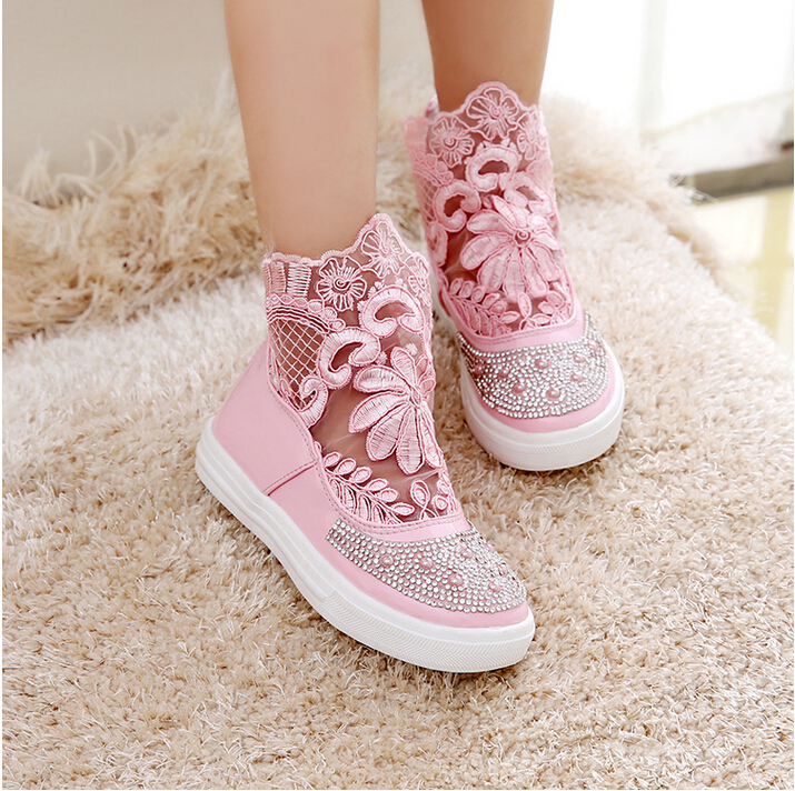 New Girls Martin single boots 2016 children s s fashion summer shoes for girls patent leather
