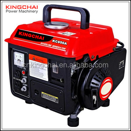 KINGCHAI Power Machinery 950 Gasoline Generators 400W 650W 750W 1E45F 2-Stroke Engine