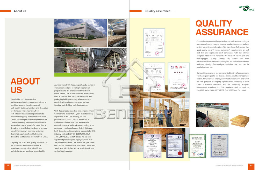 Osb Making Machine /osb Board Manufacturer /osb Factory