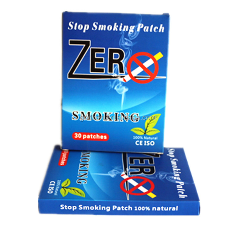 Wholesale traditional <strong>natural</strong> and herbal quit smoking patch, hot sale Chinese anti smoking patch