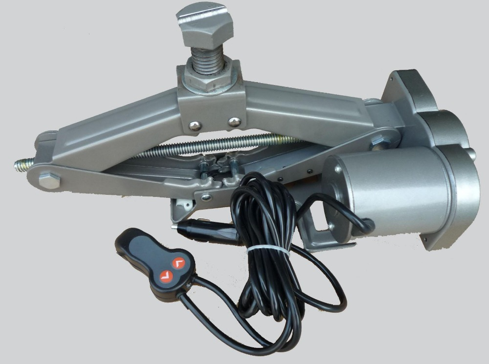 High Quality Ce Approved Auto Tools 12v Scissor Lift Jack
