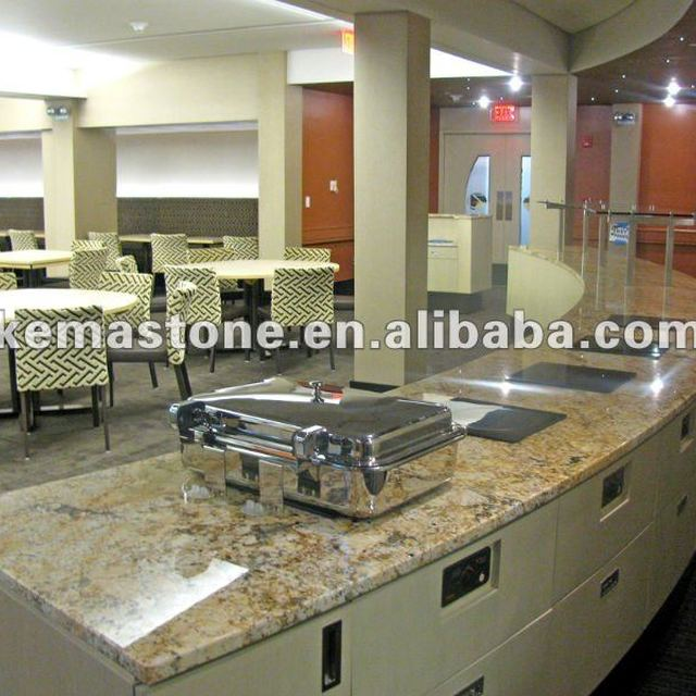 Restaurant Bar Granite Counter Tops