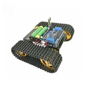WIFI Module Control Smart Robot Car Kit for Arduinos