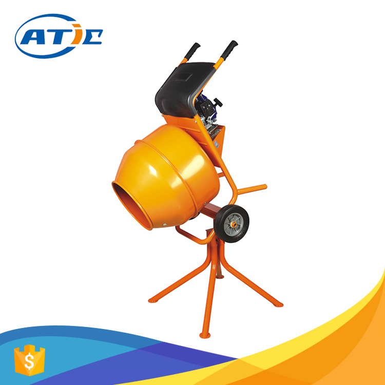 Industrial cement mixer easy transportation, light-weight portable stand mixer