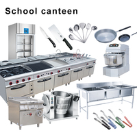 Kitchen mechanical equipment restaurant commercial hotel