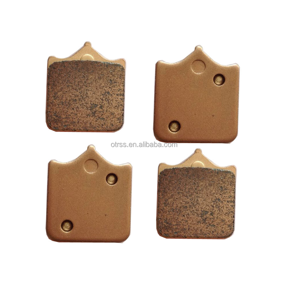 No Noise Long Life HH Sintered Brake Pads FA322 for TM SMX450F Triumph Speed Triple