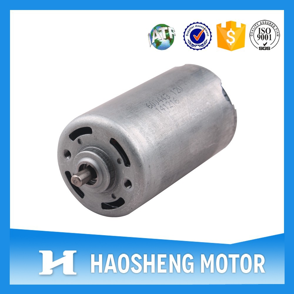 24v dc motor for car seat RS-785SH