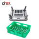 beer bottle crate mould quality plastic crate in sale
