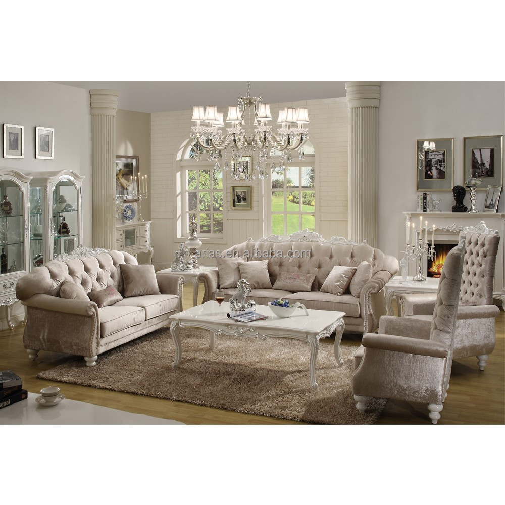 Italian Style Living Room Furniture New Classic Italian Style Sofa Set Living Room Furniture Buy
