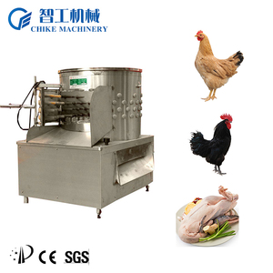Commercial chicken plucker machine/poultry defeather equipment/automatic  chicken slaughtering machine