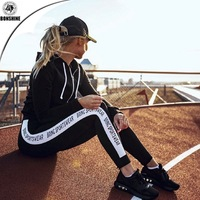 Leggings Compression Tight Gym Wear Custom Printed Yoga Pants For Women