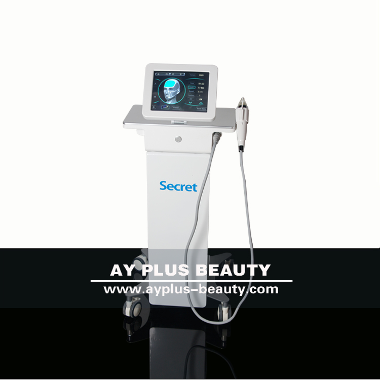 AYJ-T18(CE) 2017 Wrinkle removal rf fractional micro needle system for sale