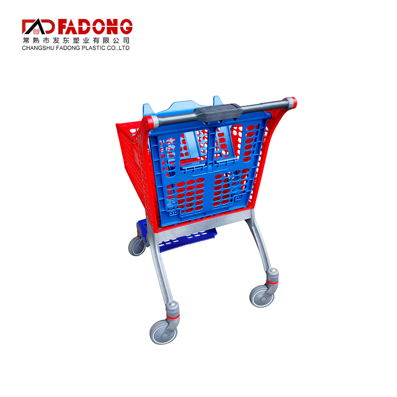 cheap trolley small hand cart flatbed hand truck plastic