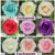 LFH028 good quality 12cm large silk rose flower head wholesale