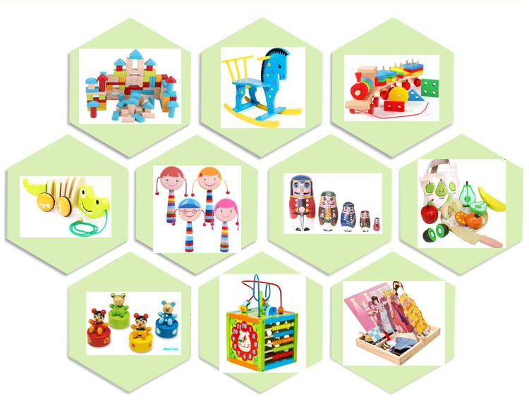 2018 New Top Kids Wooden Kitchen Toys