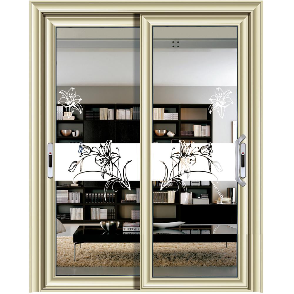 Hs Jy8099 Interior Room Empered Glass Aluminum French Doors Buy Interior French Doors Glass Interior French Doors Soundproof French Doors Product On