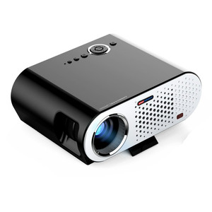 2018 high quality 3200 Lumens WIFI projector GP90 UP semi-permannent LED illumination system