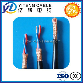 2 Core Single Pair Shielded Twisted Pair Cable - Buy 2 Core ...