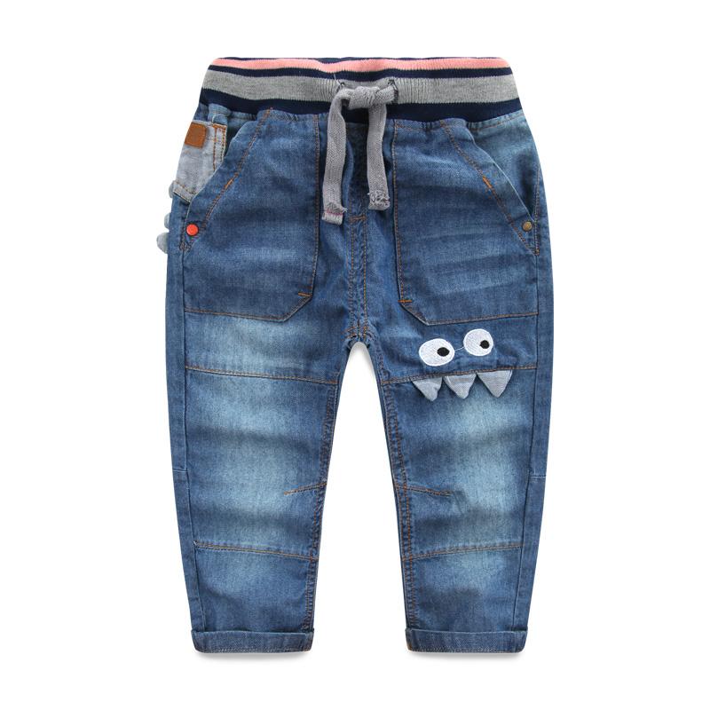 a2c39b26d36e4 children pants,boys pants child jeans 2015 autumn cartoon casual pants long  trousers open-