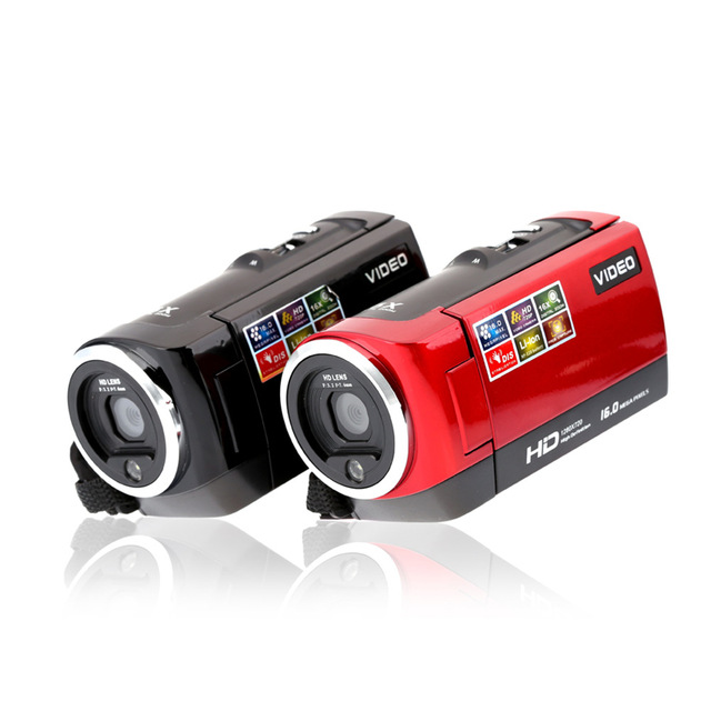 Digital Video Camcorder Camera, 720p HD Digital Video Camera Camcorder