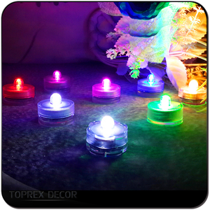 Hot sale battery operated led tea light candle