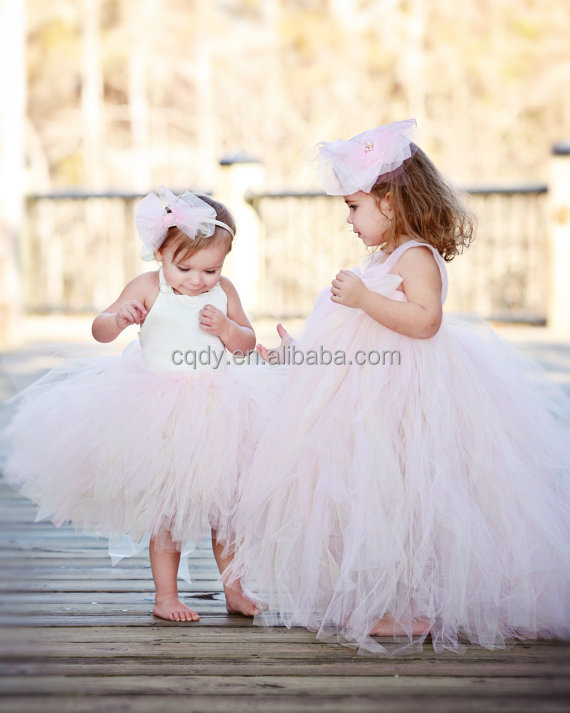 Brand New Little S Pink Princess Tutu Dress Baby Costumes Party