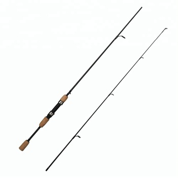 5' / 7' 80% Carbon Fiber 2 Sections Ultra Light Hypersensitive Spinning Fishing Rod
