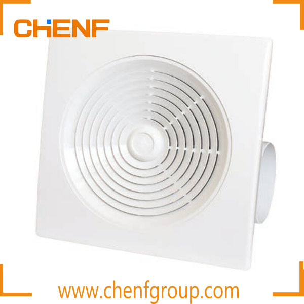 Supply Competitive Price 12A Bathroom Kitchen Window Exhaust Fan, 25W  Unique Exhaust Fan, Battery