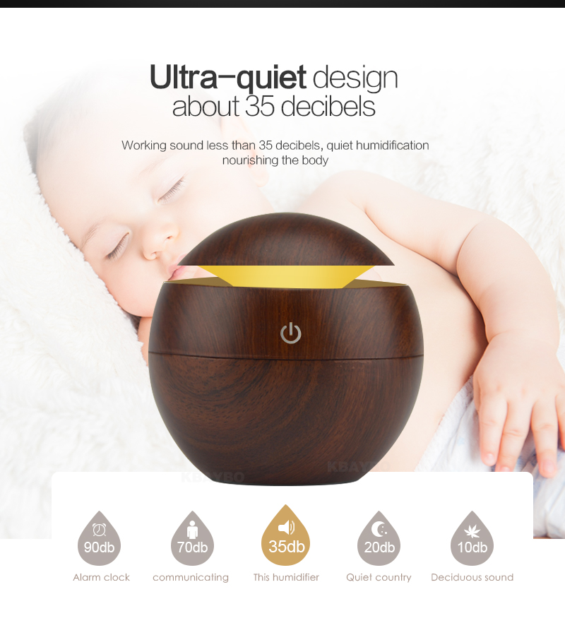 Essential Oil Diffuser Air Purifier 29