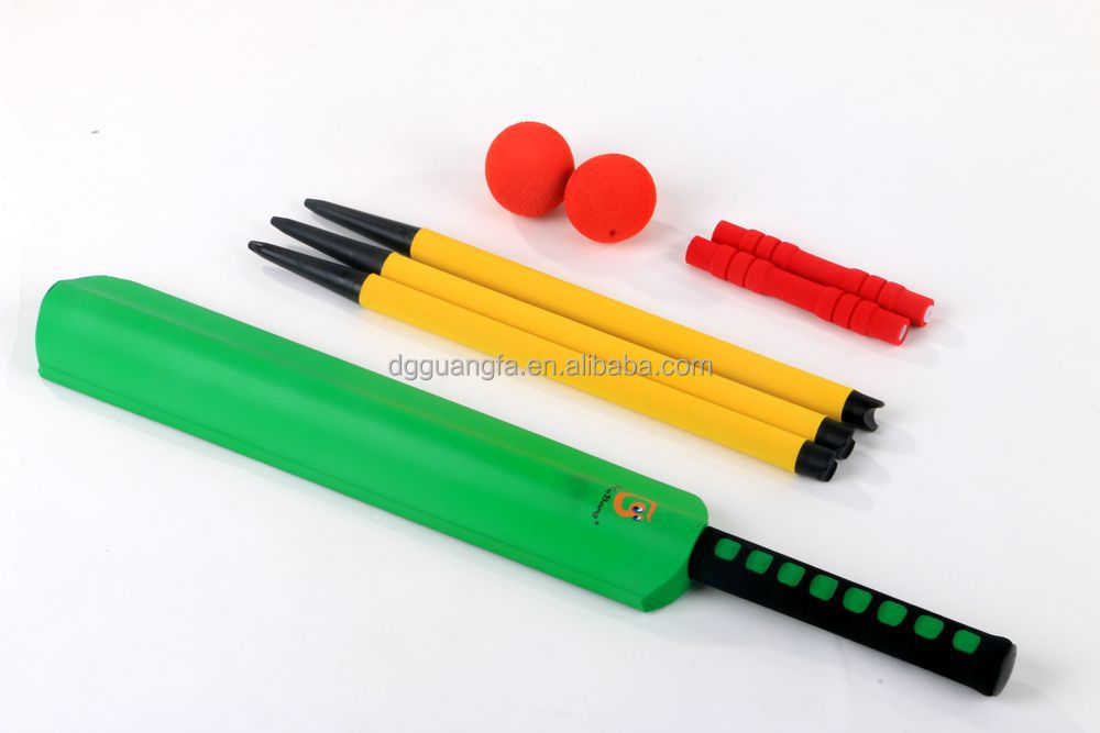 "24 ""Cricket set brinquedos, Cricket Set"