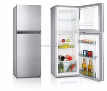 145L AC DC solar solar powered refrigerator and freezer