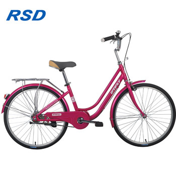 hot sale 26 inch carbon bike frame factory city bike ,steel frame  city bicycle for sale, ladies bike for women