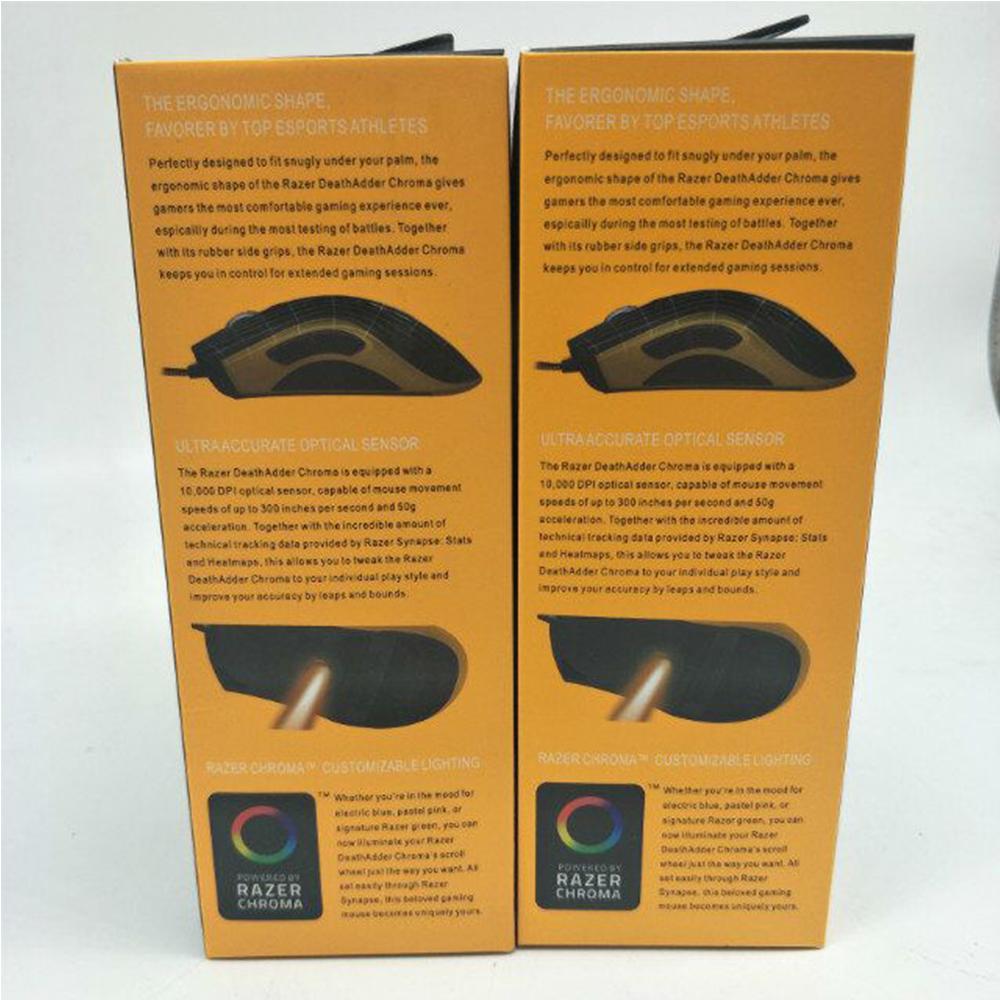 393bda54030 Razer DeathAdder Chroma Overwatch 10000DPI Optical Gaming Mouse Free ...