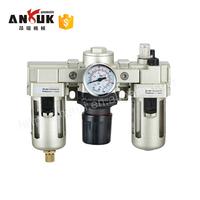 SMC Standard pneumatic air filter lubricator