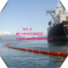 Foam-filled and Compactible PVC Solid Float booms