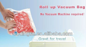 travel vacuum bag suitcase organizer